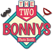 The Two Bonnys Wedding photo booth hire in Swindon