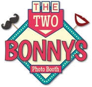 The Two Bonnys Wedding Photo booth hire in Wiltshire