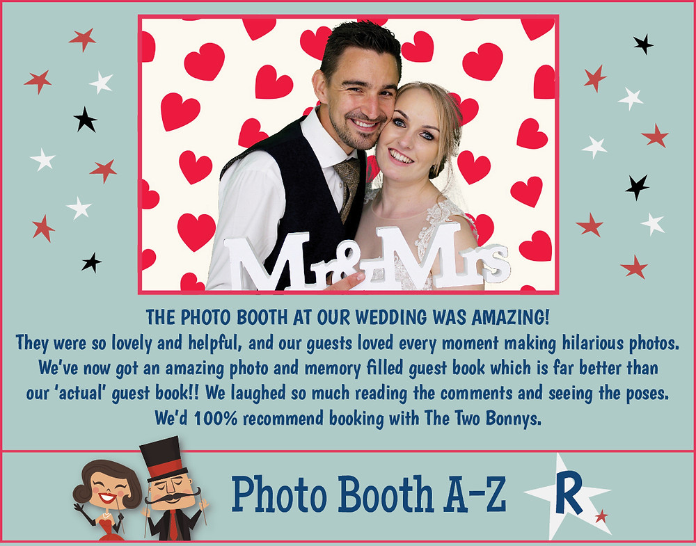 The Two Bonnys Photo Booth Reviews