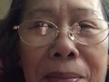 FaceTime with mama— covid QA
