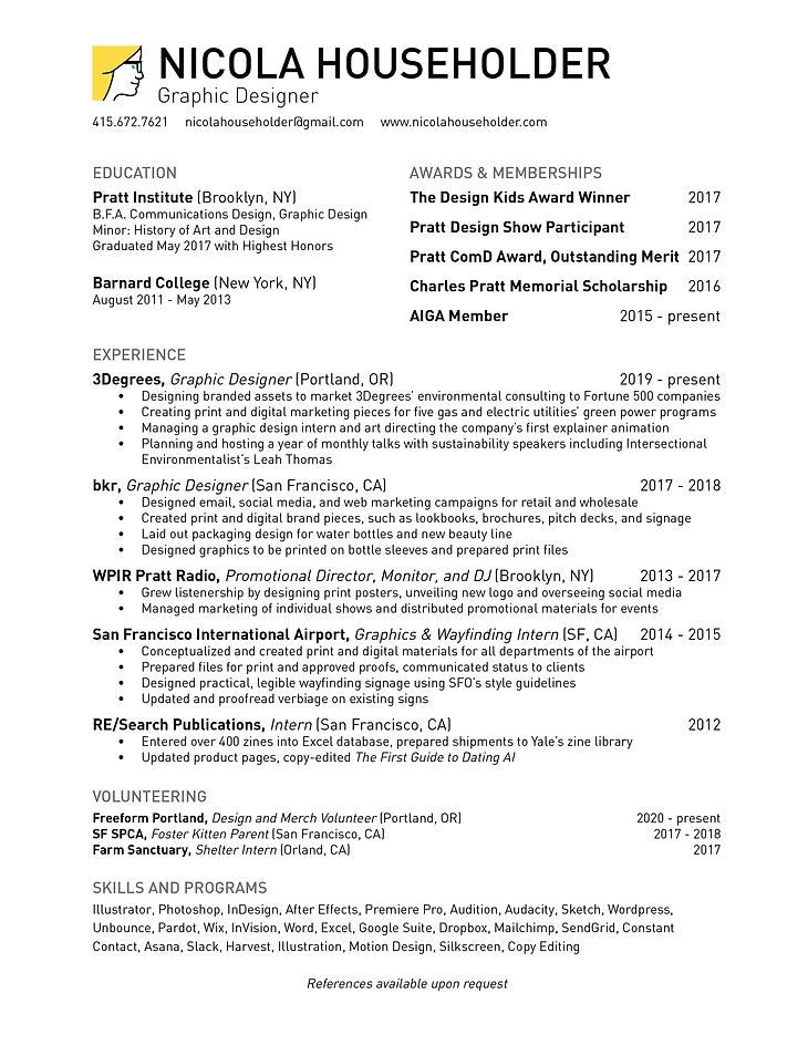 Nicola Householder Resume 082321.png