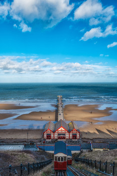 Saltburn Pier and Tramway