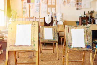 Clases de pintura en calgary, Carolina Duran