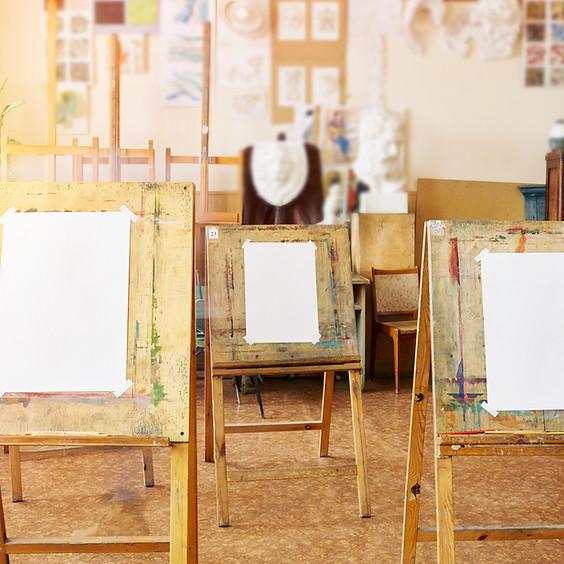Meet the Artist inside their Studio - Vandy Massey