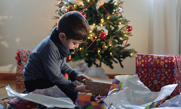 Unwrapping  Gifts
