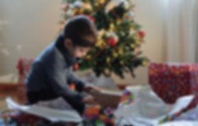 Развертывание подарков