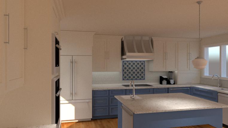 Kitchen Reimagined