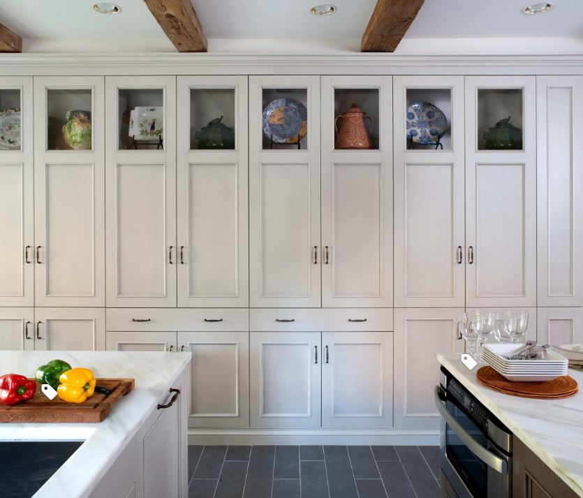 Tall Pantry Inspiration