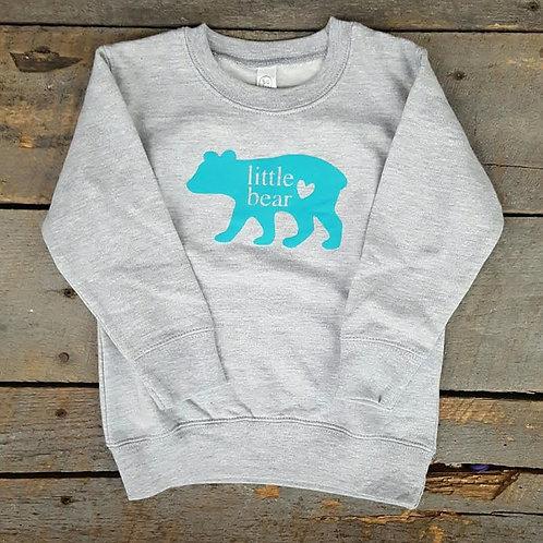 """""""Little Bear"""" Sweatshirt"""