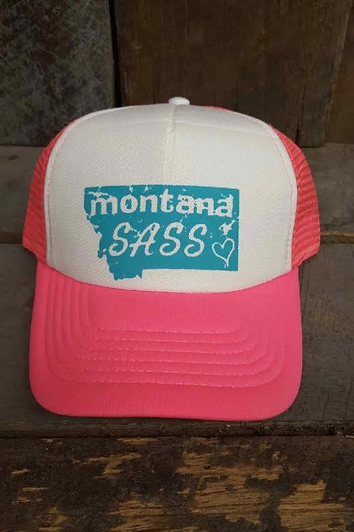 """""""Montana Sass"""" Hat"""