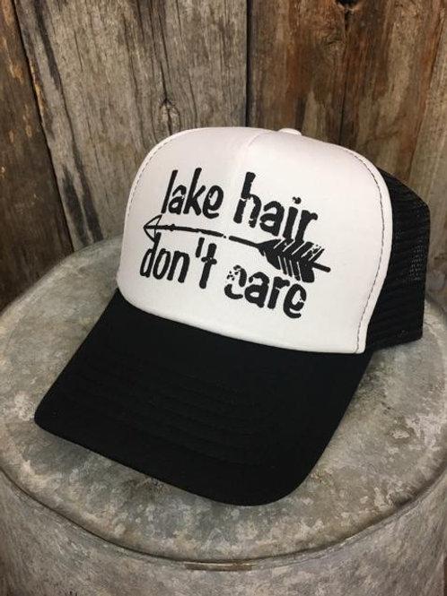 Lake Hair, Don't Care Hats