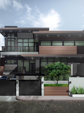 PROPOSED TWO-STOREY RESIDENCE