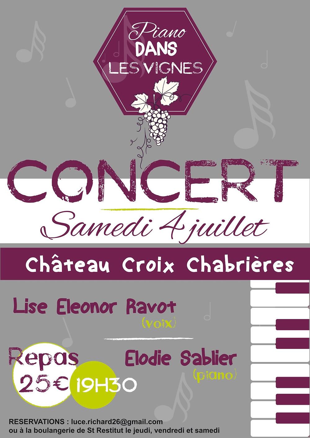 Piano Voix, création, festif, opéra ..