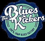 LOGO THE BLUES KICKERS