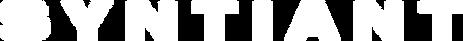 SYNTIANT White logo