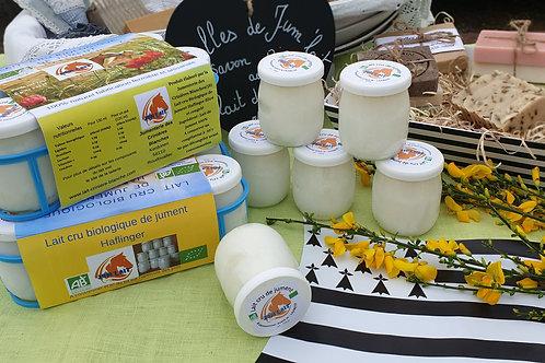 Click&Collect Verre de  lait précieux de jument 120 ml