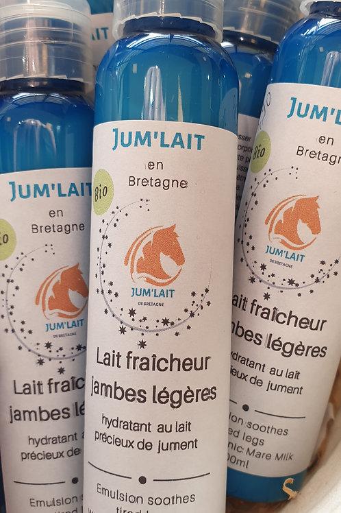 Lait fraicheur Jambes Légères.