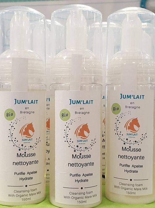 Click&Collect  Mousse Nettoyante au lait précieux de Jument