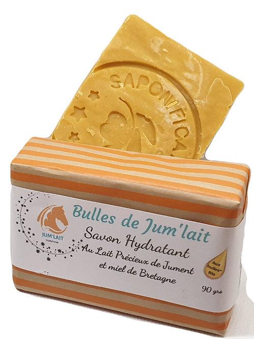 Click&Collect Bulles de Jum'lait au Miel réparateur