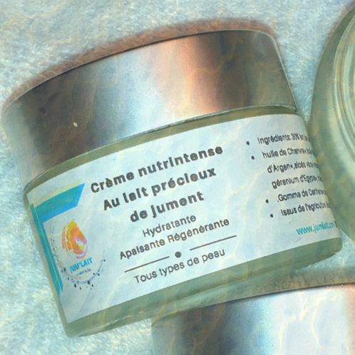 Click&Collect  Crème nutrintense au lait précieux de jument