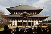 Todaiji Temple(The world laegest  Wooden
