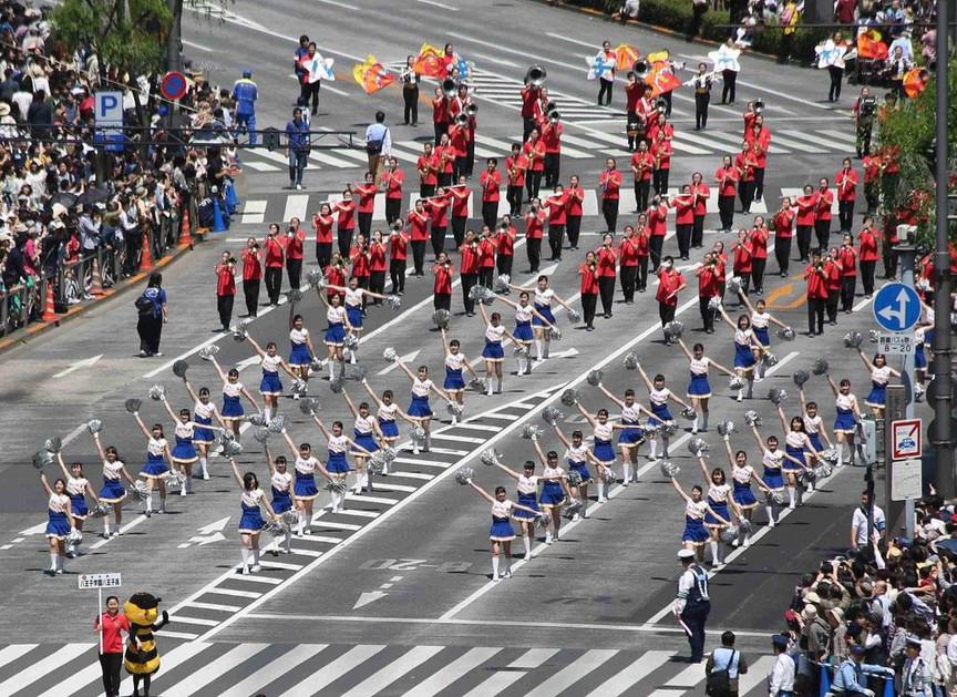 Ginza Yanagi Festival May 5..jpg