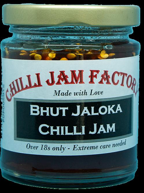 Bhut Jalokia Chill Jam (200g)
