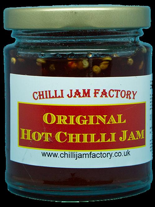Original Hot Chilli Jam (200g)