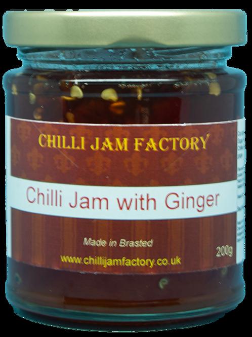Chilli Jam with Ginger (200g)