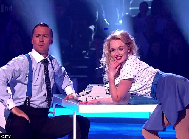 Jorgie Porter and Matt Evers; DOI