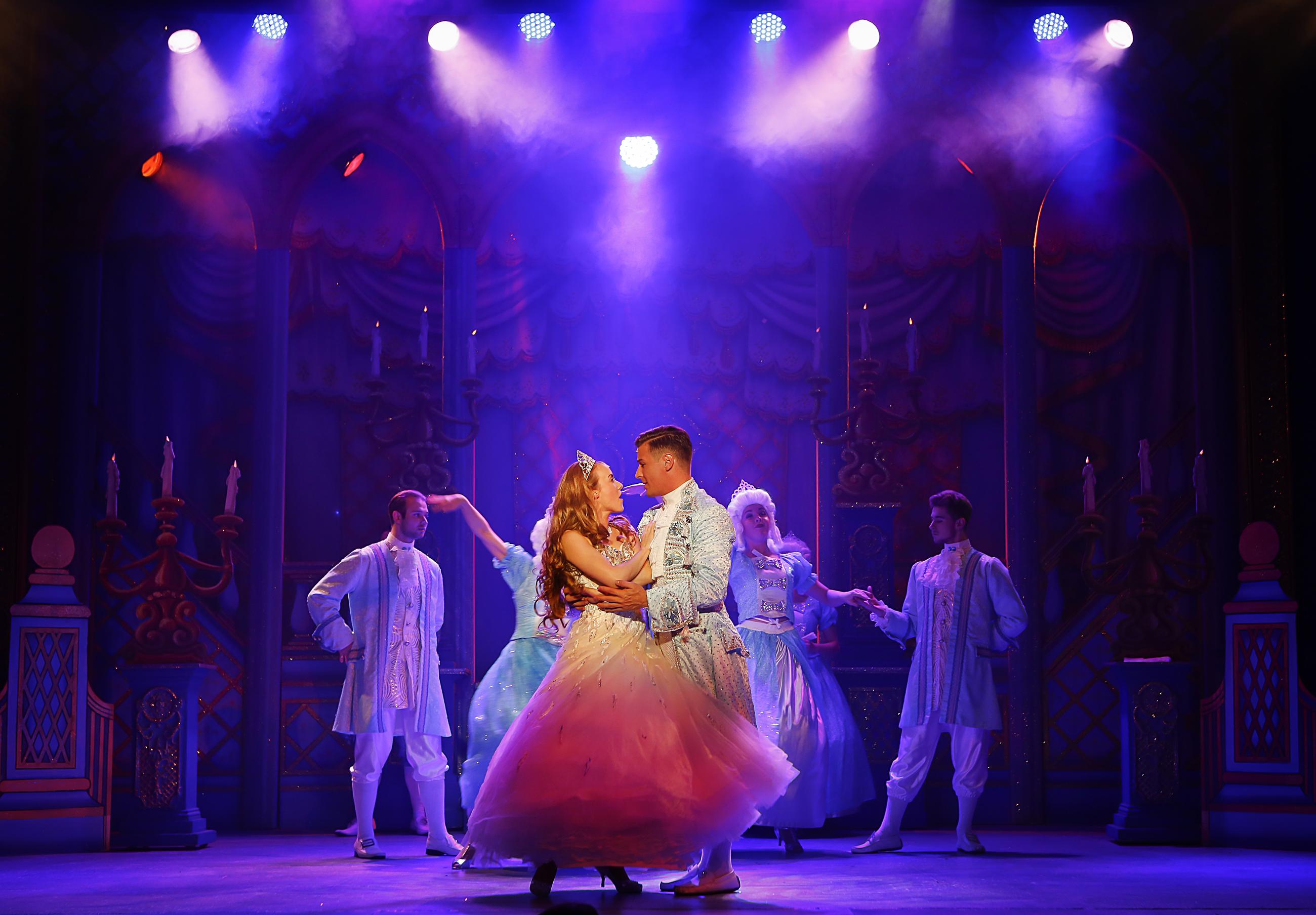 Cinderella Pantomime; Worthing