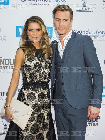 Gemma Oaten and Matt Evers