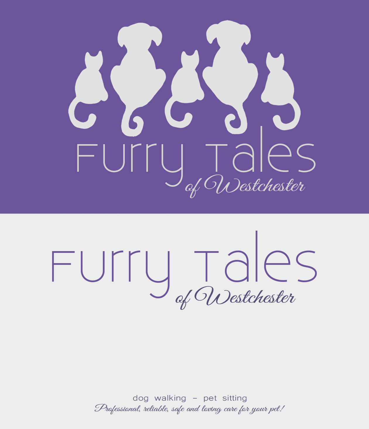 Furry Tales Business Cards