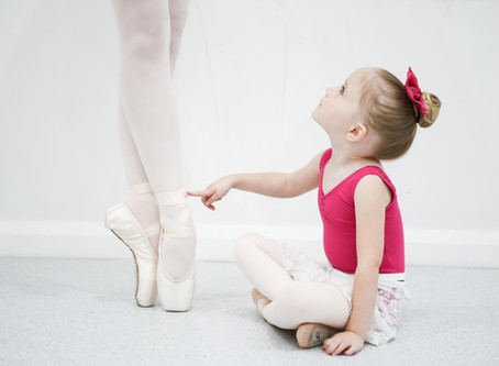 How to Prepare Your Little One for Dance