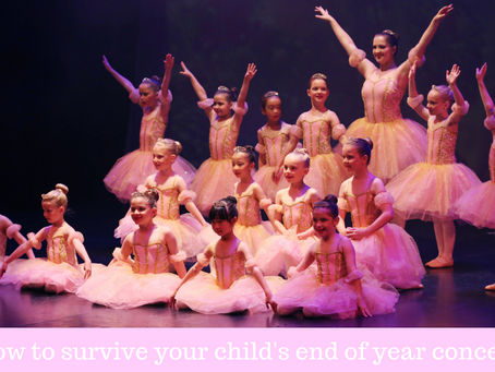 How to survive your child's end of year concert