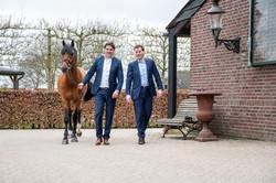 Dirk Van Santvoort en Arthur Rodenburg