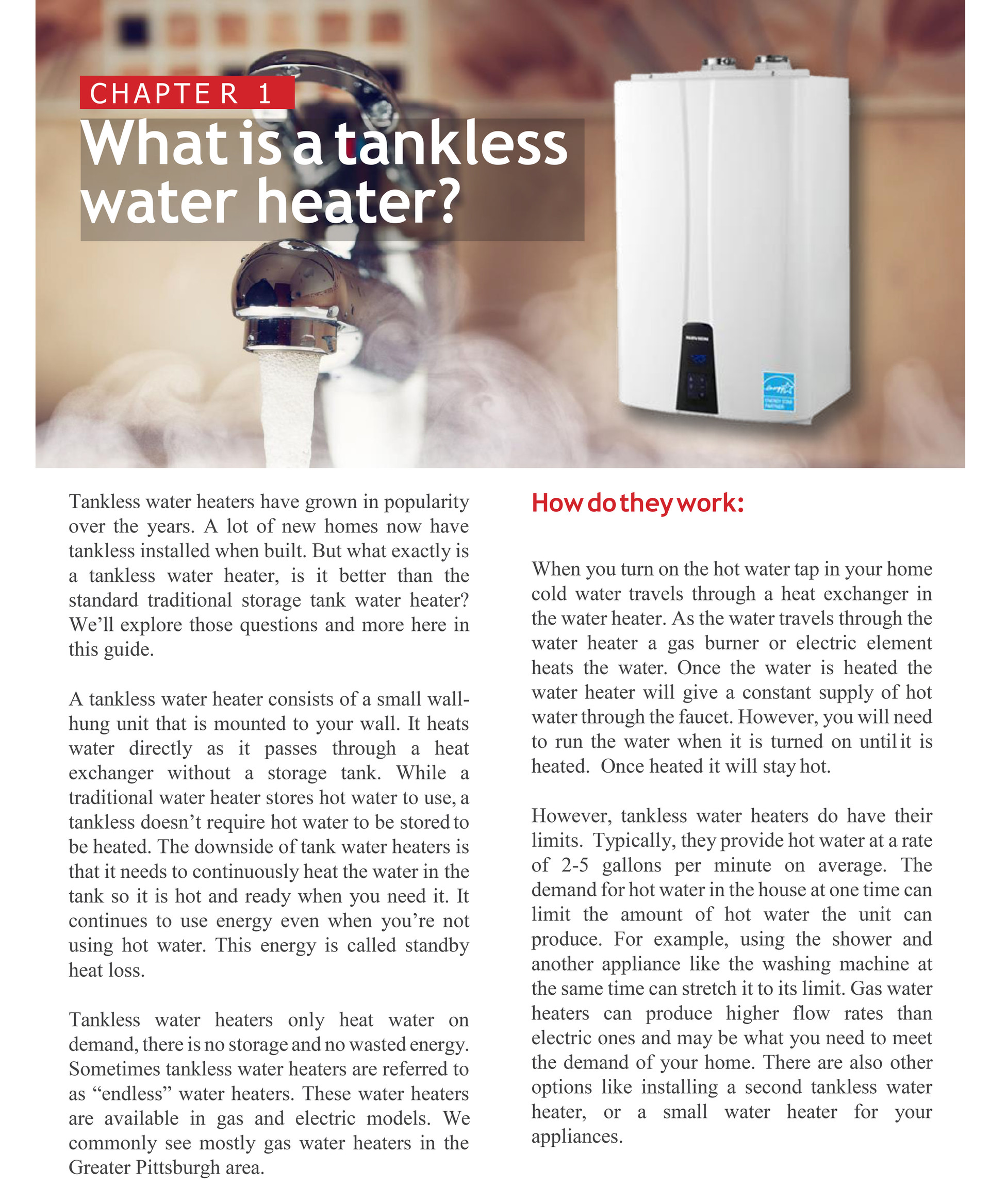 WHAT IS TANKLESS