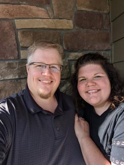 Jeff and Kristin