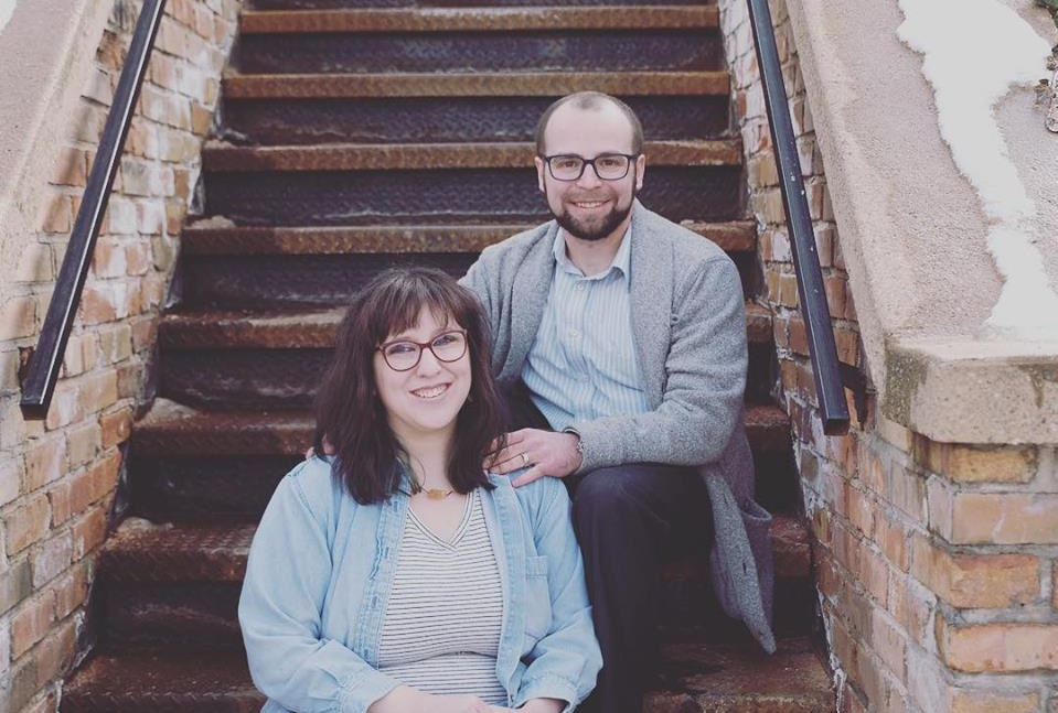Jamie and Elise
