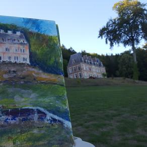 Orquevaux Residency series - 1