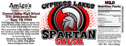 Cypress Lakes High School Spartans Jar MILD.jpg