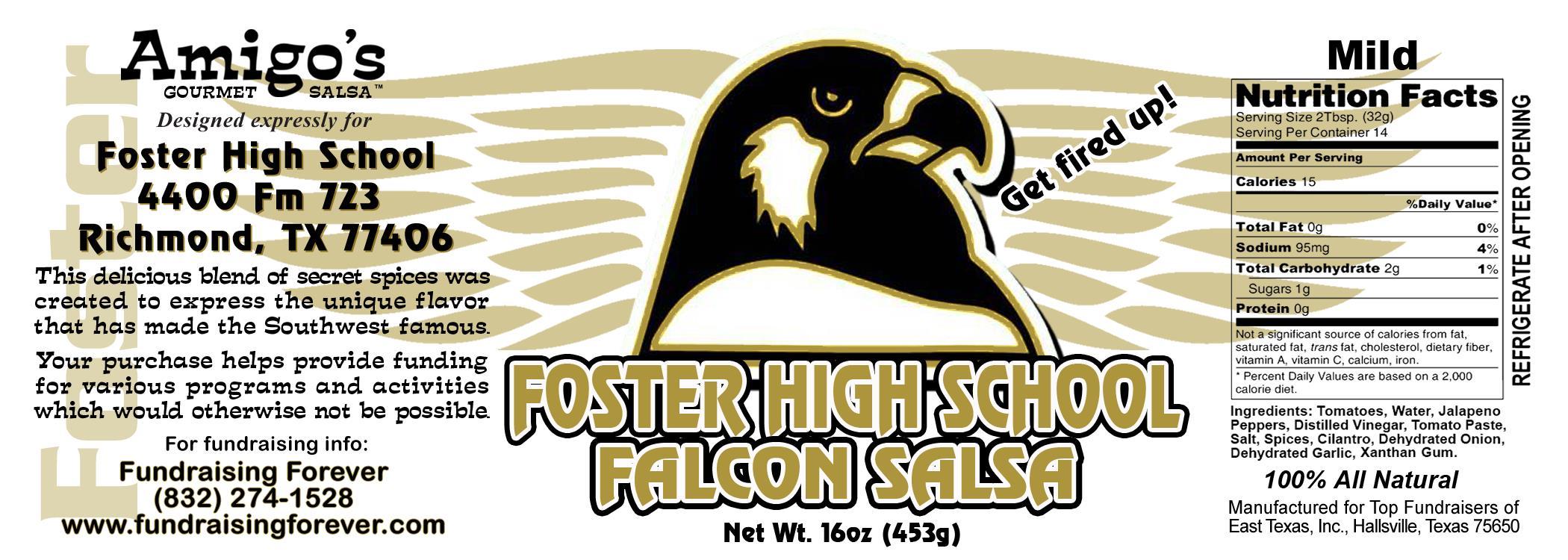 01 Foster High School Falcons Jar MILD.jpg