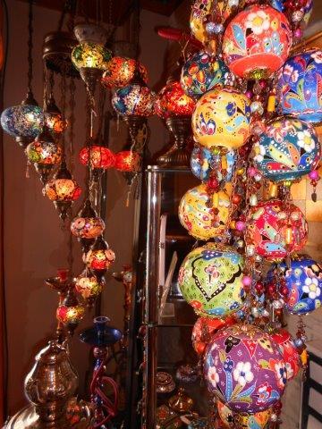 Bolas de cerámica para colgar