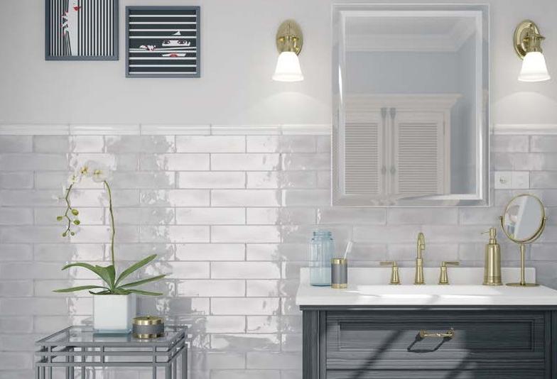splendours wall tile