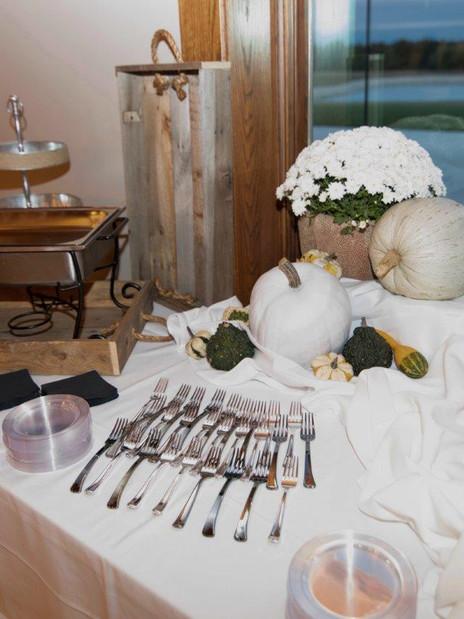 Wedding Decor Table