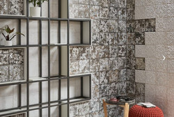 aged wall tile