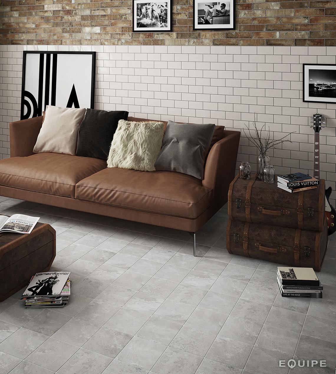 URBAN silver 20x20 salon