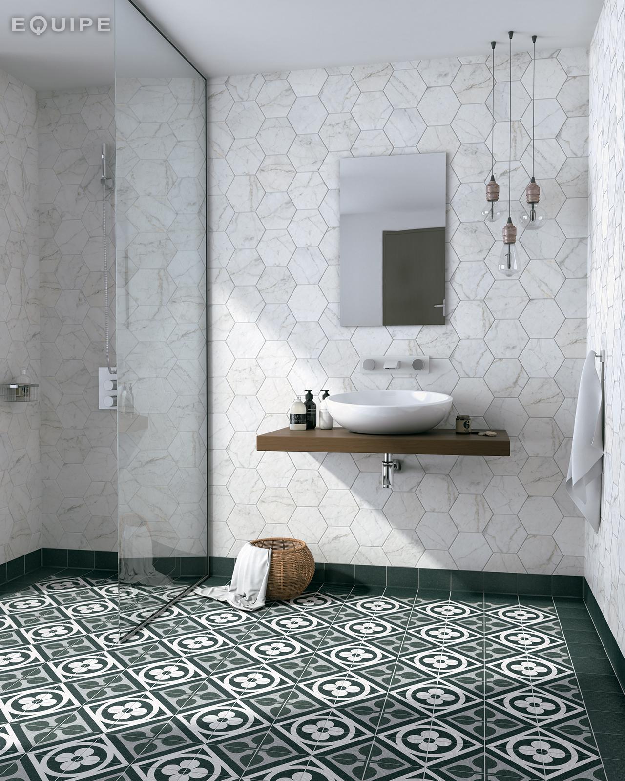 Carrara_hexatile_wall_bathroom