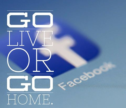 #4 Your New Facebook Strategy: LIVE.
