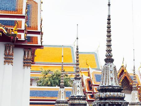 微笑みの国タイ
